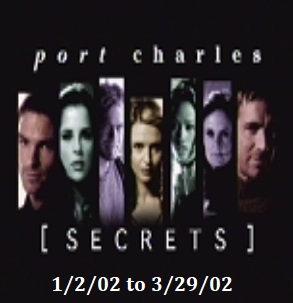 Port Charles - Secrets - Book 6