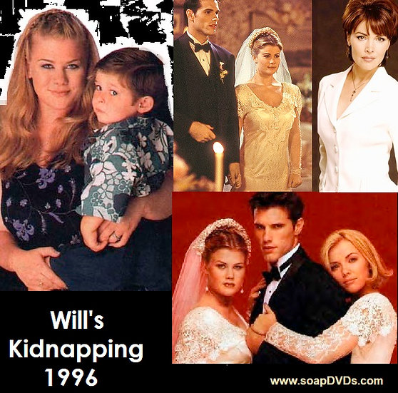 Will's Kidnapping 1996 - Days of Our Lives