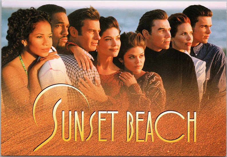 Sunset Beach - The Complete Series