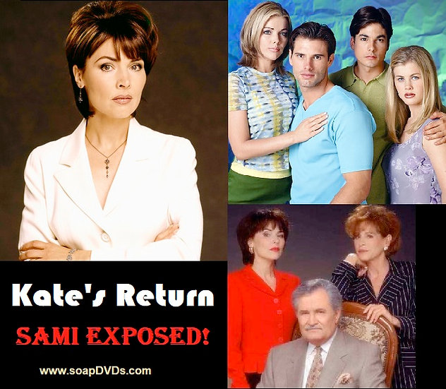 Kate's Return & Sami Exposed - Days of Our Lives