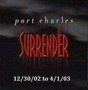 Port Charles - Surrender - Book 10
