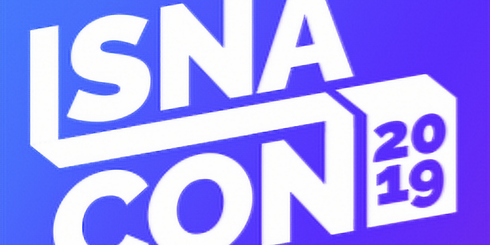 Autograph Signing and Book Sales at ISNACON