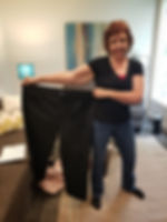 Hypnotherapy Weight Loss Client