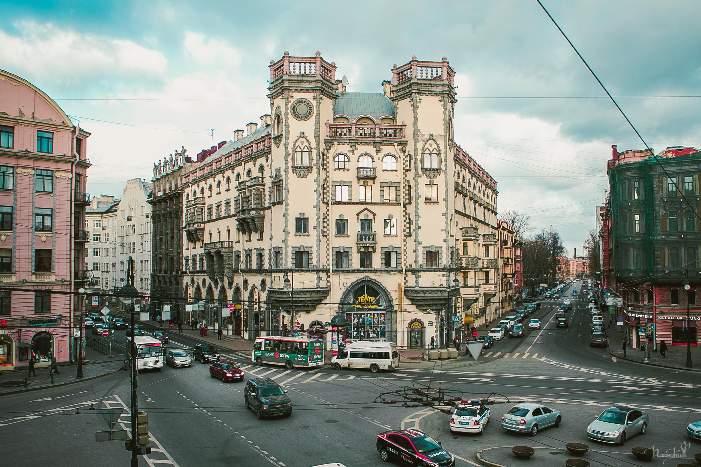 Театр им. Андрея Миронова