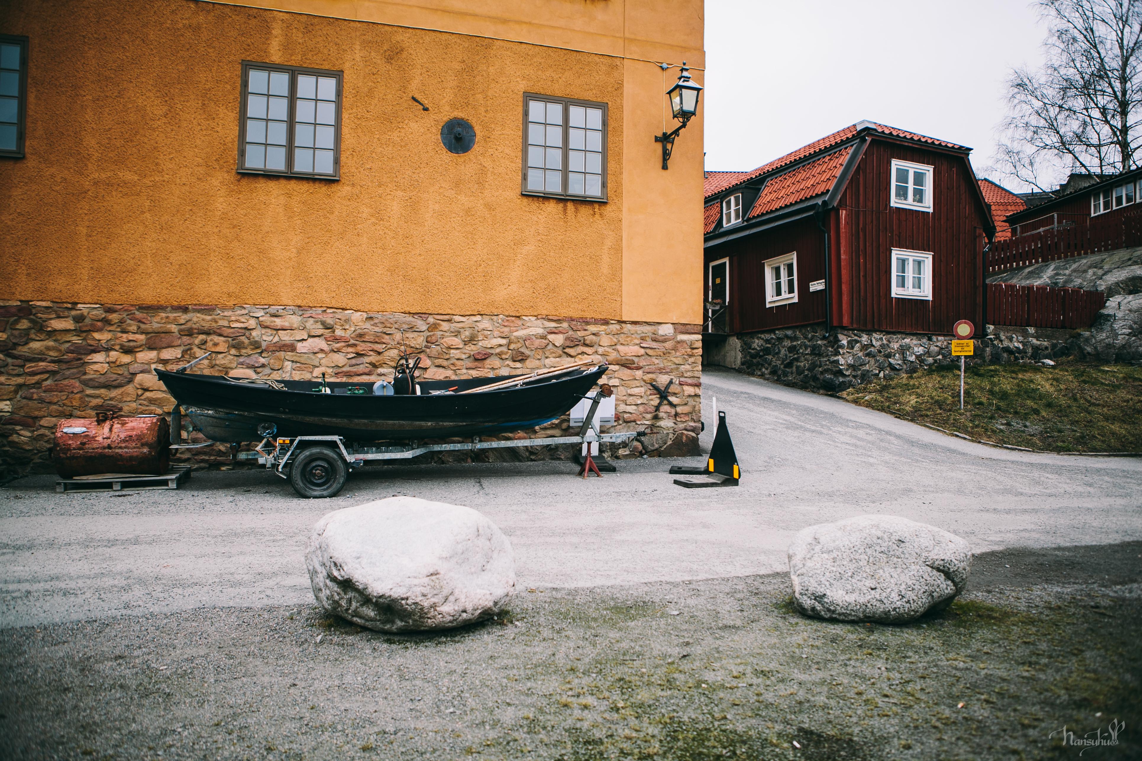 Шведский рай