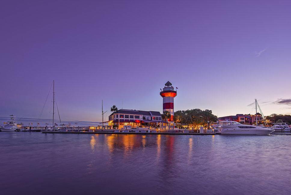 Downtown of Hilton Head Island, Seapines