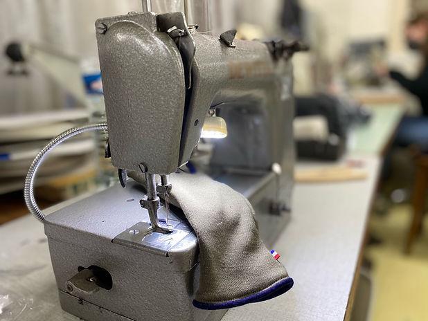fabrication de gants français gant maille