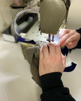 atelier de fabrication de gants français