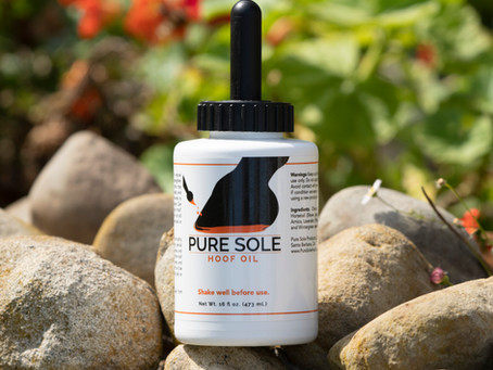 Get to know Pure Sole Hoof Oil