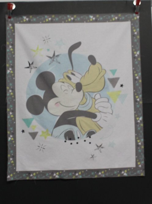 Mickey Mouse Panel Quilt Kit