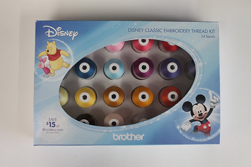 Disney Classic Embroidery Thread Kit