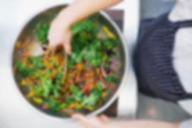 Health and Wellness Cafe Salads