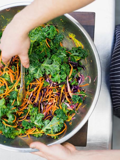 The healthy secrets of kale
