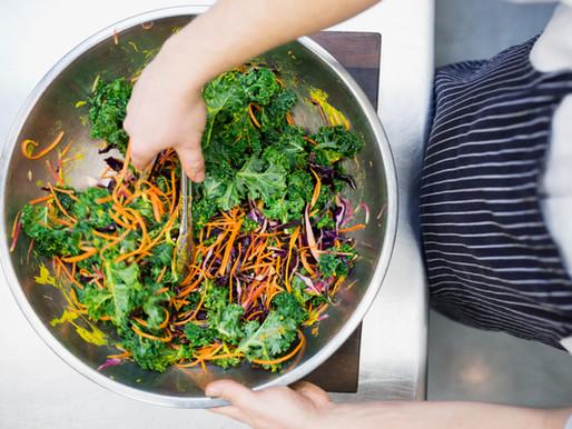 MIND Diet - Lunch Ideas!