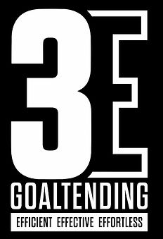 3E goaltending, goalie training