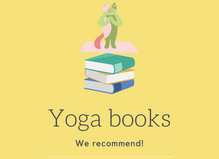 Recommended Books for Kids (Some even have suggested poses)