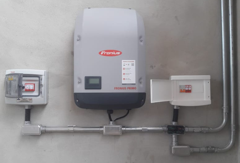Usina Fotovoltaica Baldim