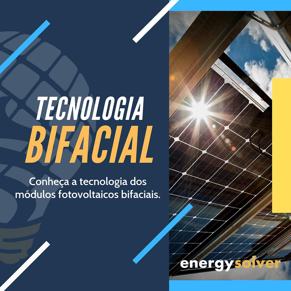 Tecnologia módulo fotovoltaico bidirecional