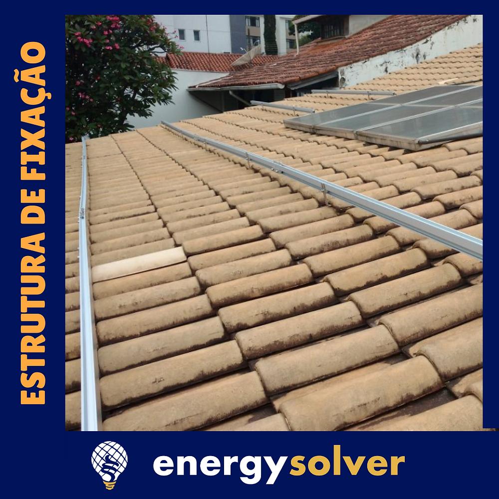 Garantia Estruturas de fixação fotovoltaica