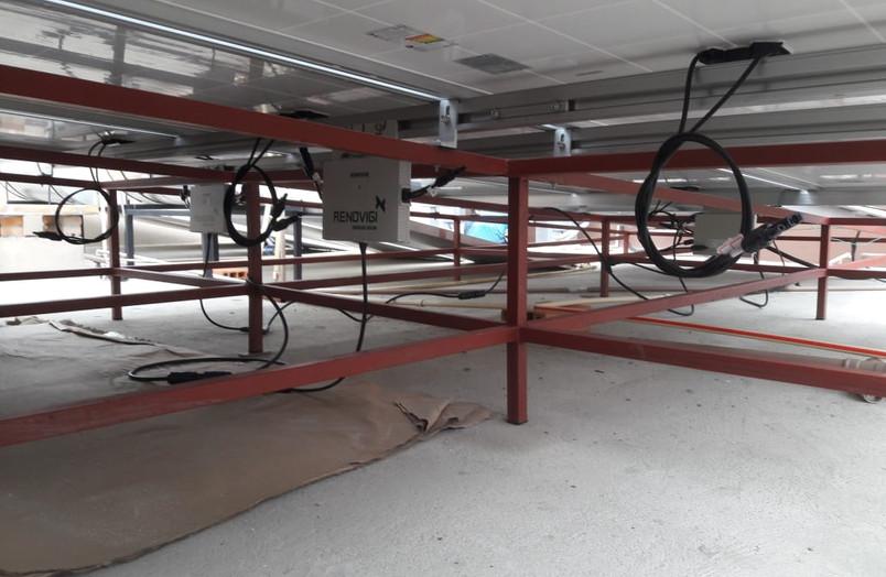 Usina Fotovoltaica Planalto