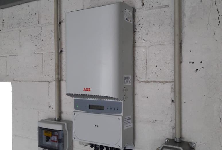 Inversor ABB PVI 5000