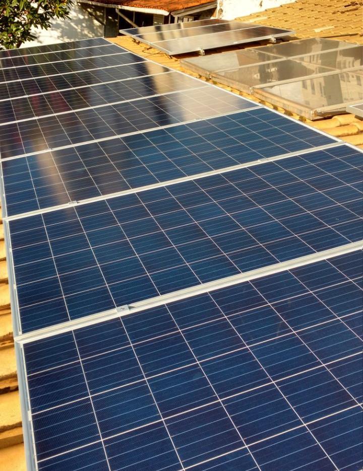 Módulos Canadian Solar 325W