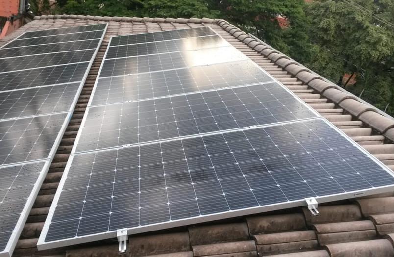 Usina São Bento 10,22 kWp
