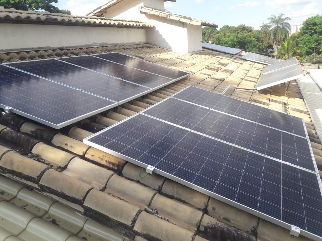 Usina Contagem 4,69 kWp