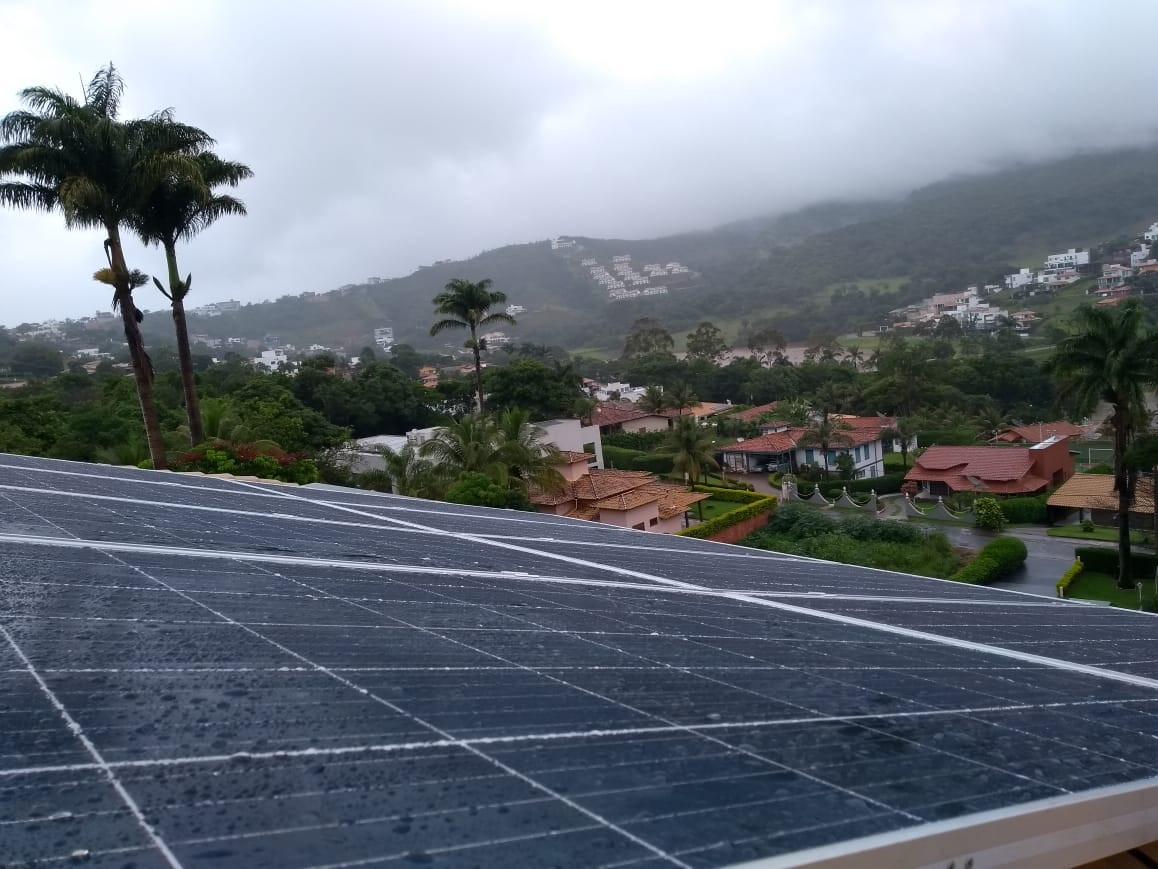 Sistema Fotovoltaico 2,68 kWp