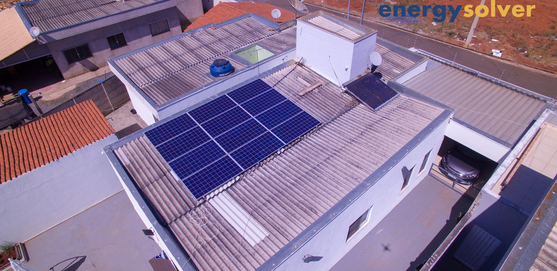 Usina fotovoltaica Piumhi 2