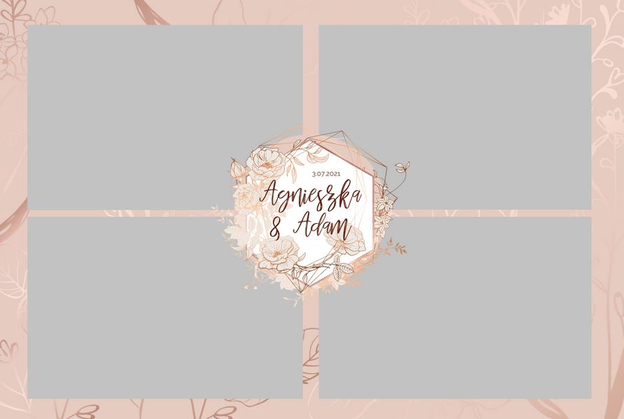 Pale Pink Rose Gold