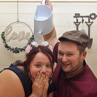 Jack & Danielle's Engagement