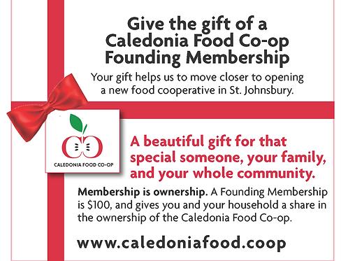 Gift Founding Membership