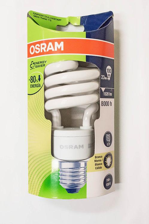 Lâmpada DULUXSTAR MTWIST T3 110-130V 23W 827 - Osram