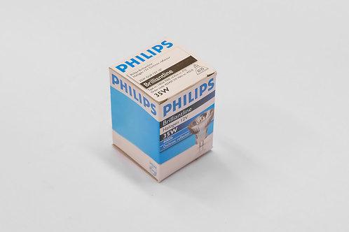 Lâmpada Brilliantline Halogen 10° GU4 12V 35W - Philips