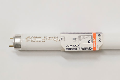 Lâmpada Fluorescente LUMILUX T8 FO16W 830 - Osram