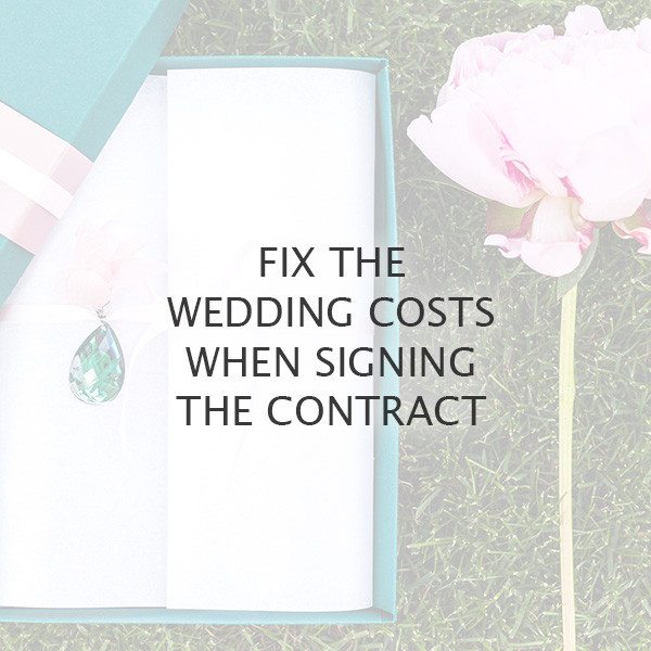 If you choose to plan your wedding with us we can guarantee that your wedding budget will not change from the moment of signing the agreement until the end of your big day. We provide transparent financial arrangements for every single couple.