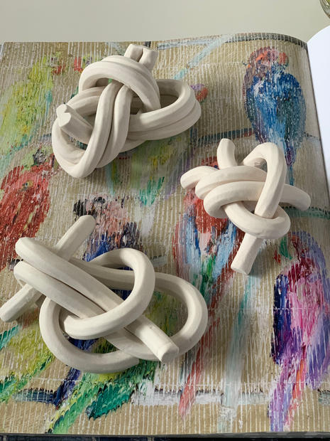 porcelain knots