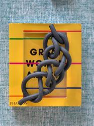 ebony textured chain knot