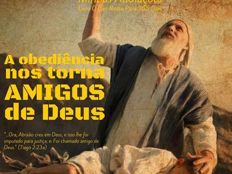 15º DIA - AMIGOS DE DEUS