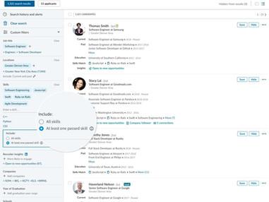 LinkedIn Solves Skills Testing?
