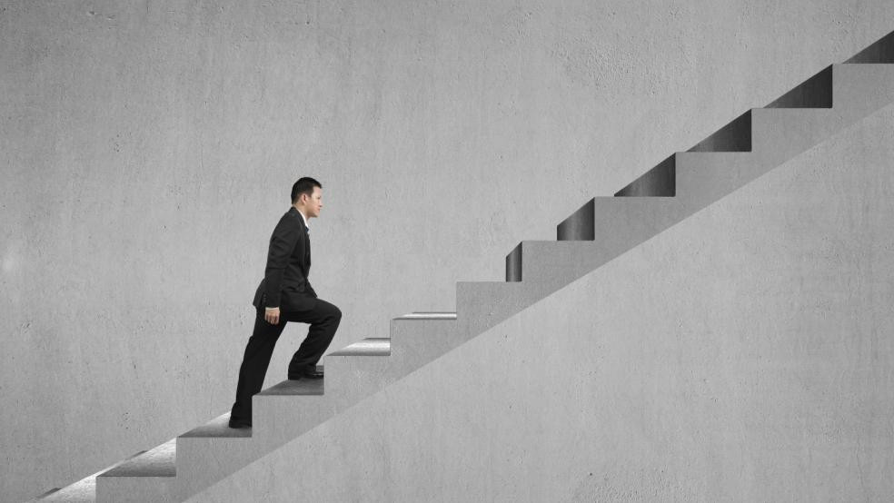 Step off the Career Ladder - there's a Better Way