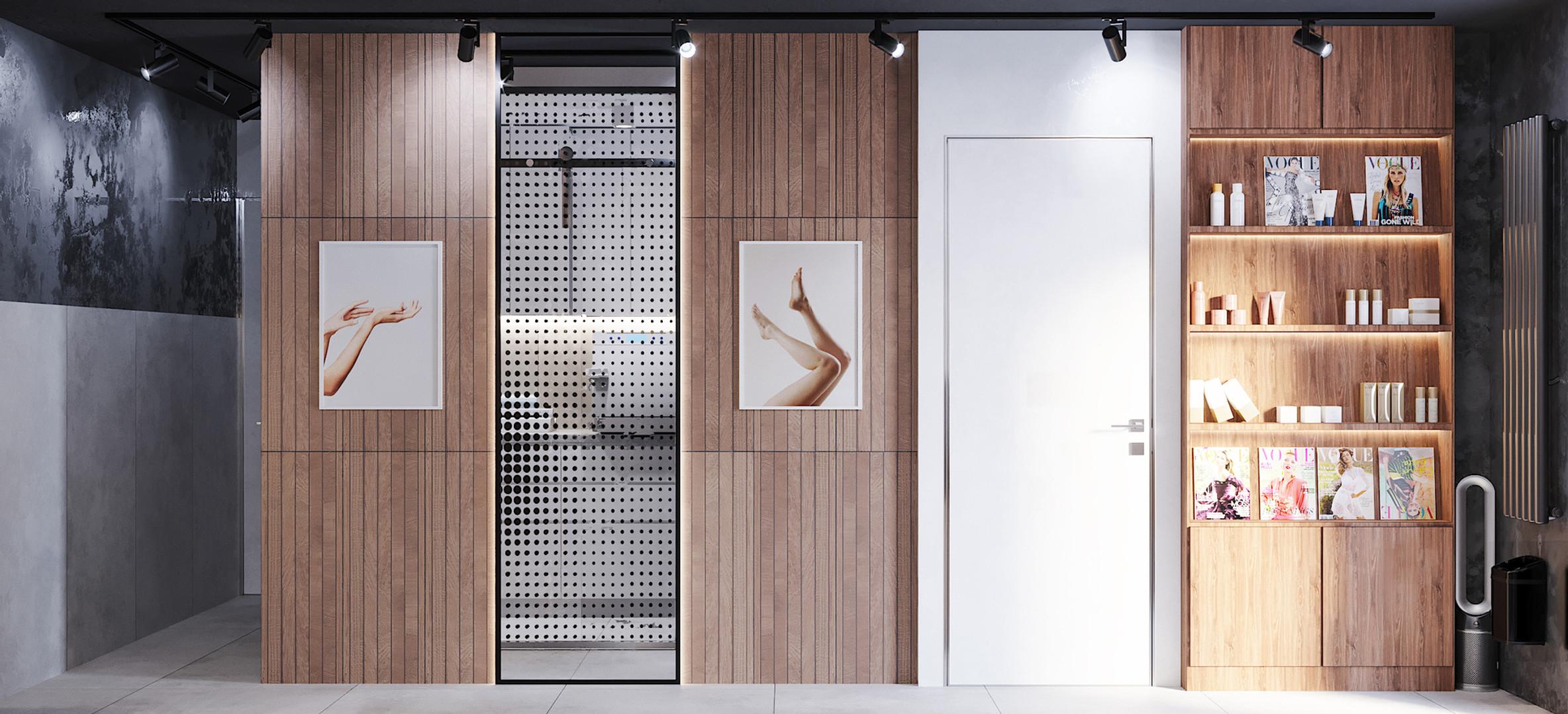салон красоты дизайн проект