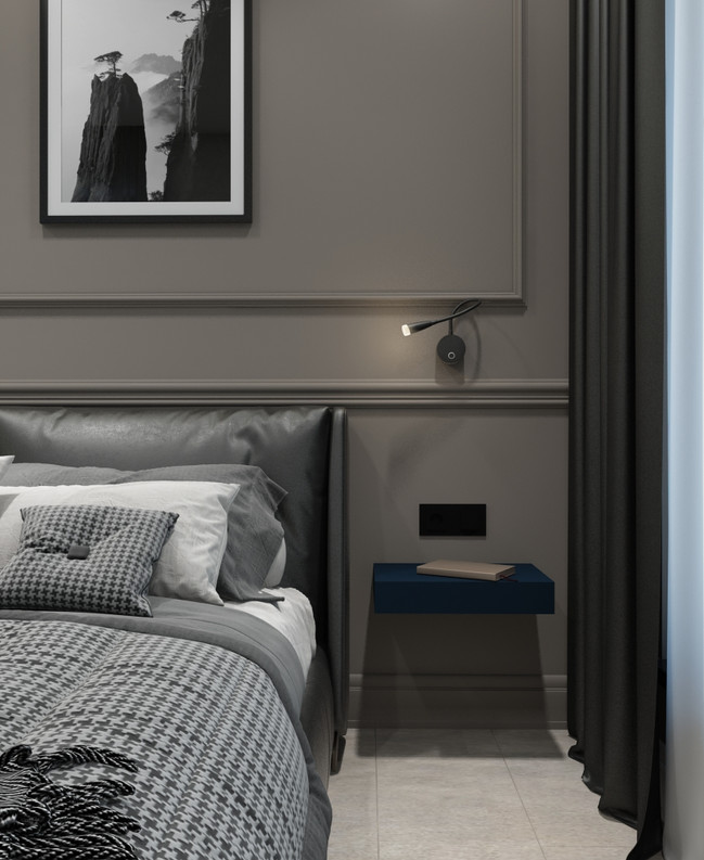 #спальня