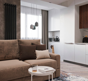 ПРОЕКТ BURHOME | квартира