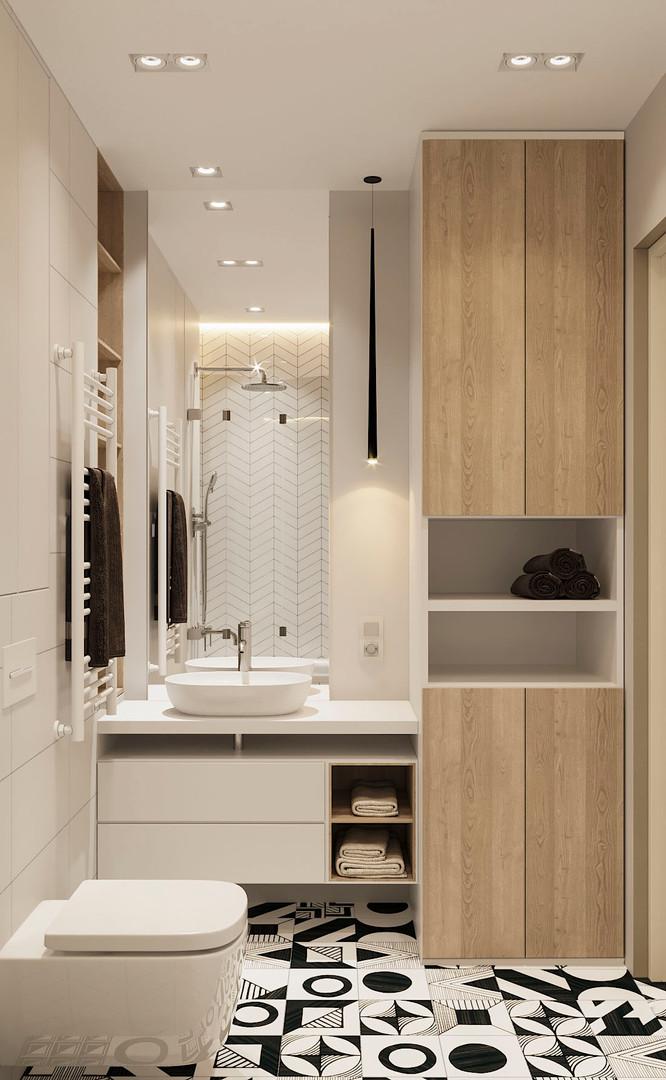 #ваннаякомната