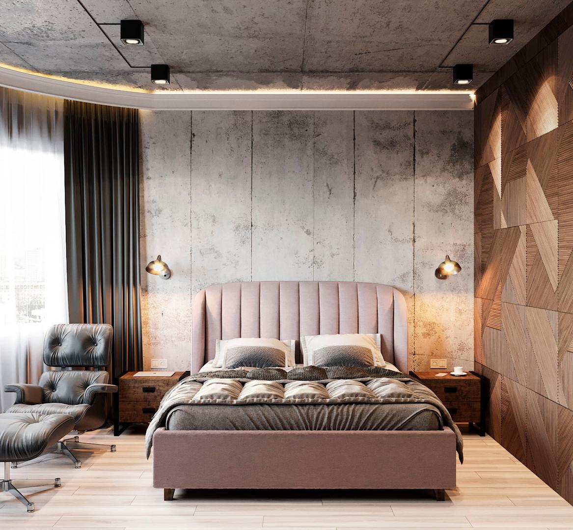 дизайн спальни заказать