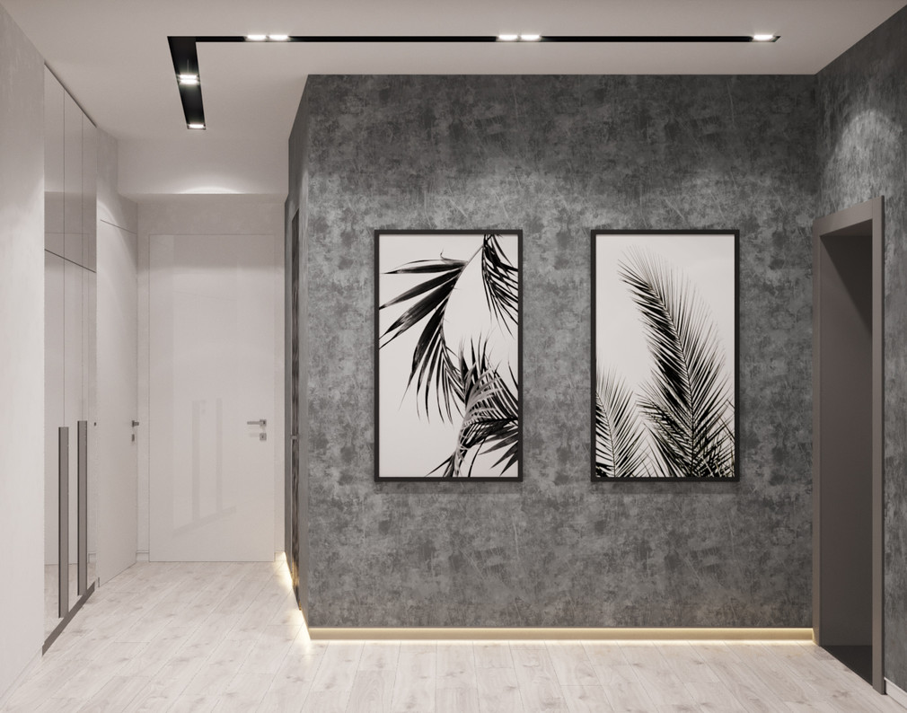 дизайн проект квартиры южно-сахалинск