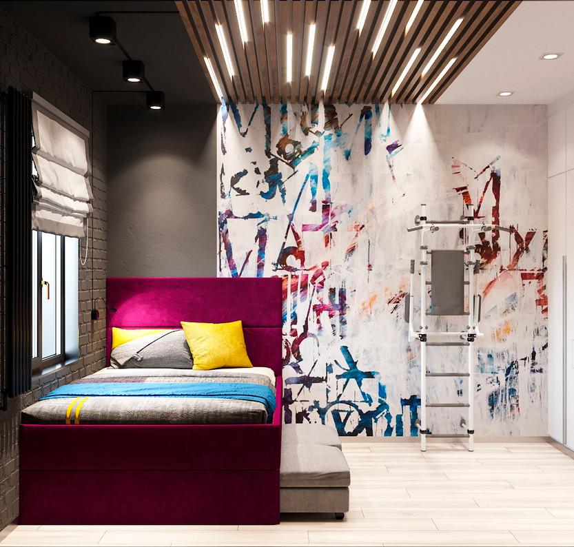 комната подростка дизайн