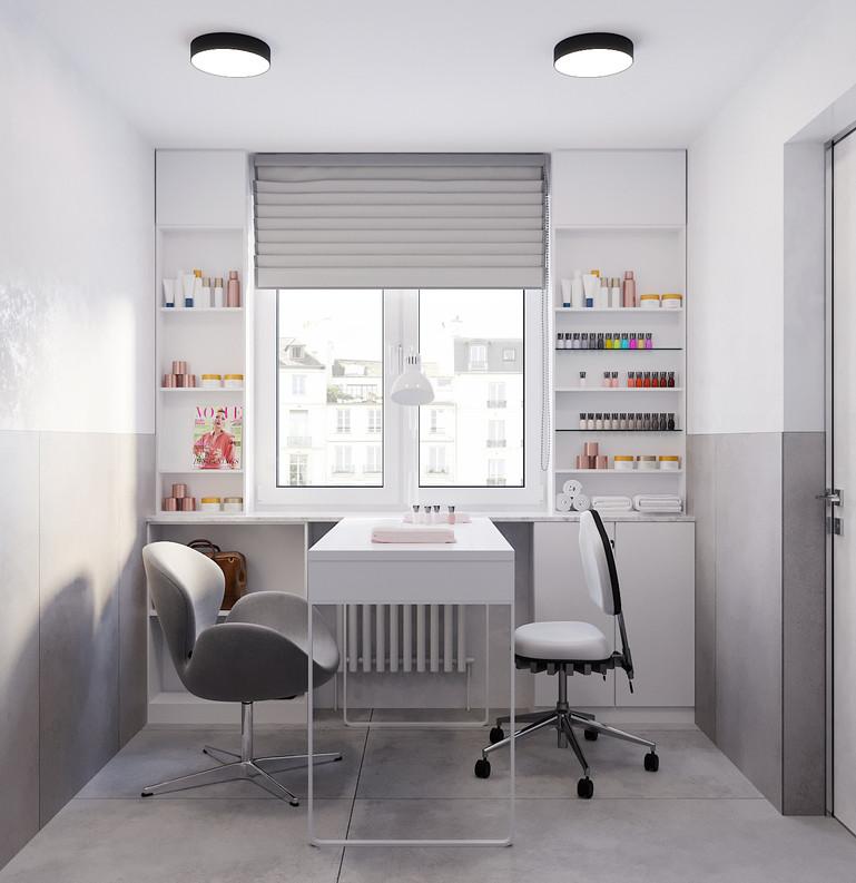 маникюрный кабинет дизайн южно-сахалинск